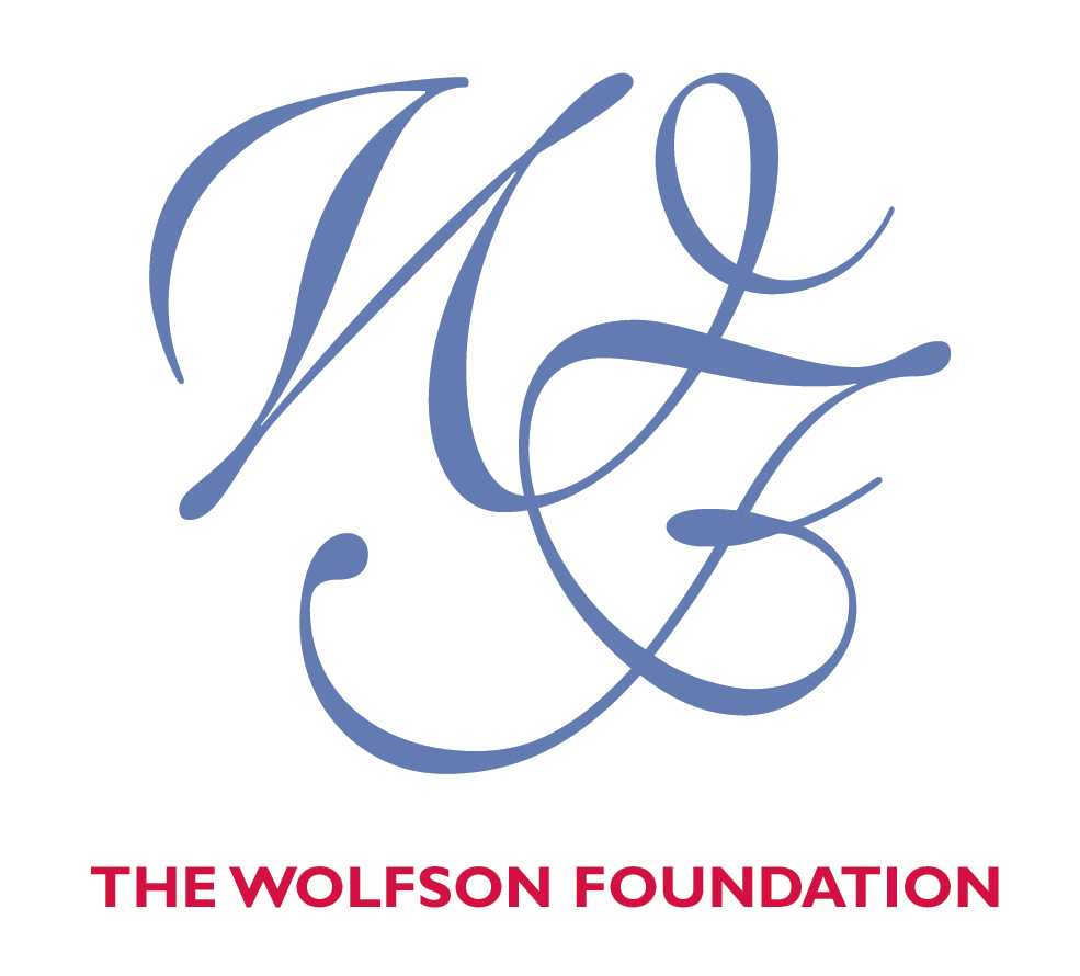 Wolfson Fundation Logo